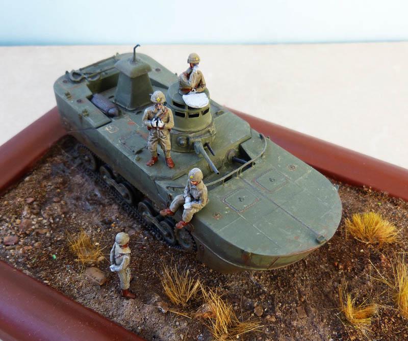 """""""Ka-Mi"""" amphibie japonais aux Aléoutiennes - Dragon - 1/72. Kami_511"""