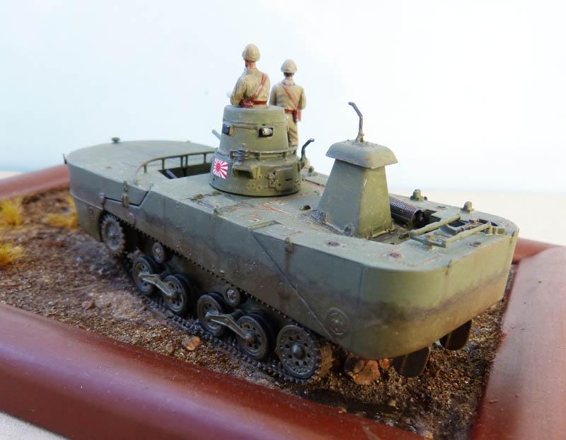 """""""Ka-Mi"""" amphibie japonais aux Aléoutiennes - Dragon - 1/72. Kami_610"""