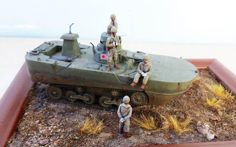 """""""Ka-Mi"""" amphibie japonais aux Aléoutiennes - Dragon - 1/72. Kami_611"""
