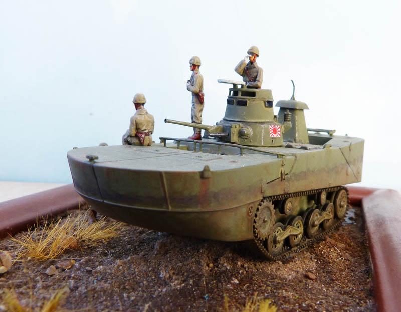 """""""Ka-Mi"""" amphibie japonais aux Aléoutiennes - Dragon - 1/72. Kami_612"""