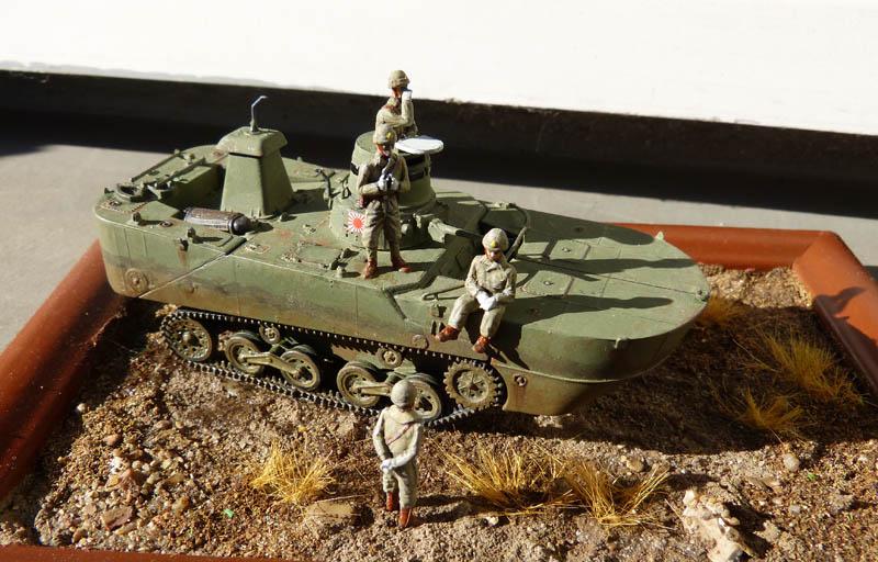"""""""Ka-Mi"""" amphibie japonais aux Aléoutiennes - Dragon - 1/72. Kami_615"""