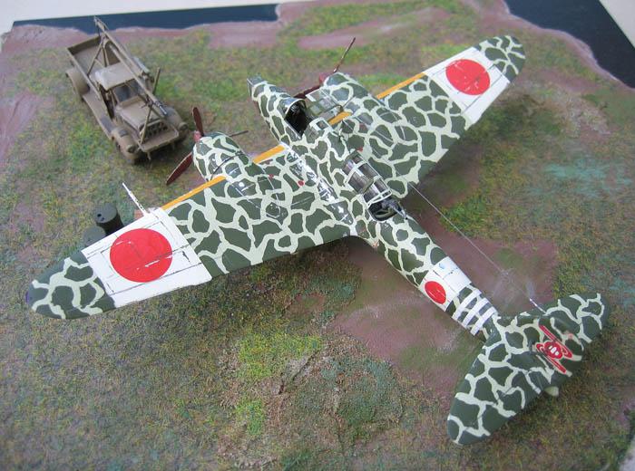 "Ki 45 Toryu"" - Hasegawa - 1/72. Ki45_610"