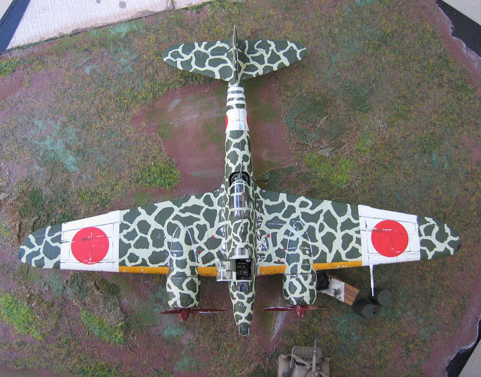 "Ki 45 Toryu"" - Hasegawa - 1/72. Ki45_710"