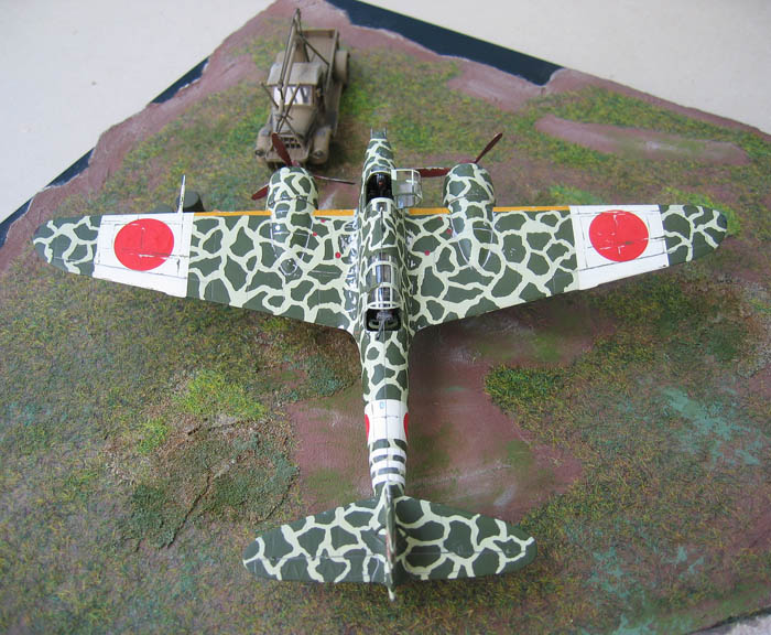 "Ki 45 Toryu"" - Hasegawa - 1/72. Ki45_711"
