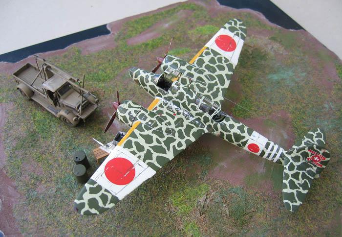 "Ki 45 Toryu"" - Hasegawa - 1/72. Ki45_714"