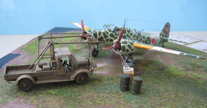 "Ki 45 Toryu"" - Hasegawa - 1/72. Ki45_715"