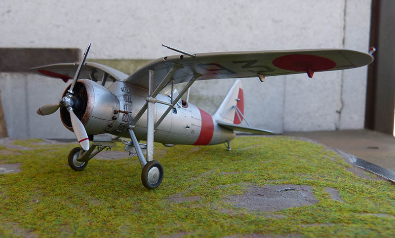 Loire 46 Républicain espagnol en 1936   AZUR   1/72 Loire011