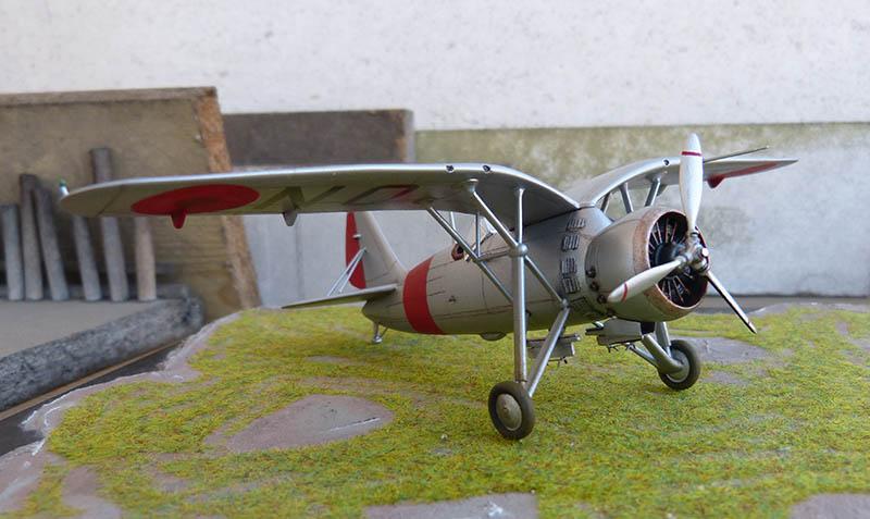 Loire 46 Républicain espagnol en 1936   AZUR   1/72 Loire014