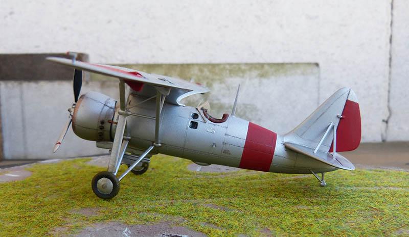 Loire 46 Républicain espagnol en 1936   AZUR   1/72 Loire016