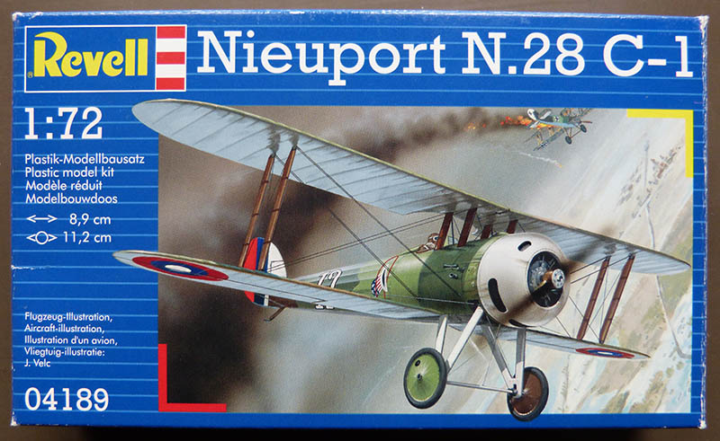 (Revell) Nieuport 28. N28_0110