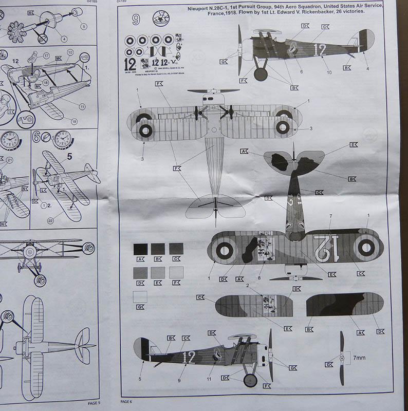 (Revell) Nieuport 28. N28_0310
