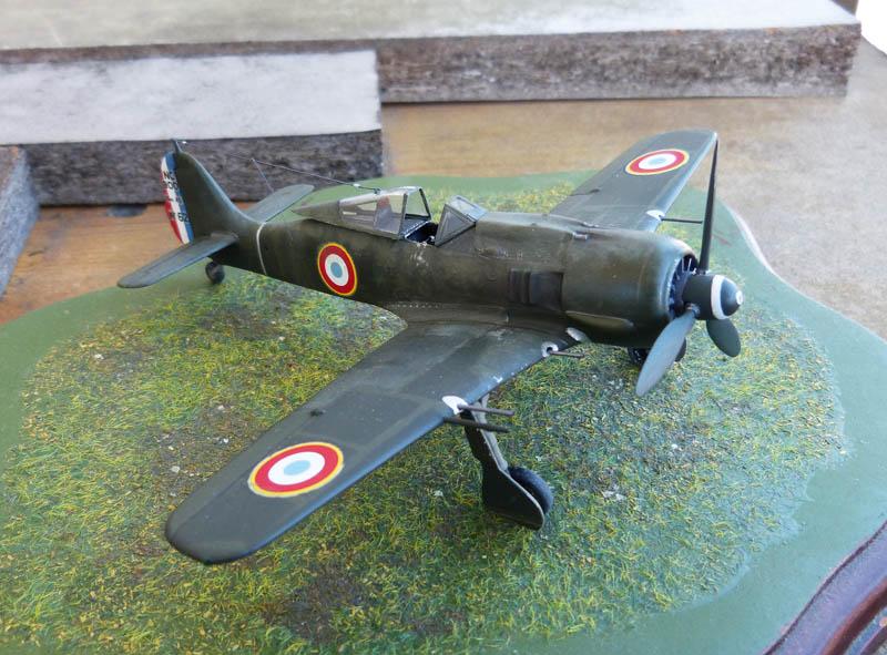 Focke Wulf 190 / NC 900 Français - Base Airfix (Vintage) - 1/72. Nc900_11