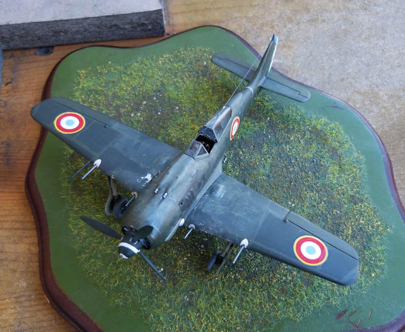 Focke Wulf 190 / NC 900 Français - Base Airfix (Vintage) - 1/72. Nc900_13