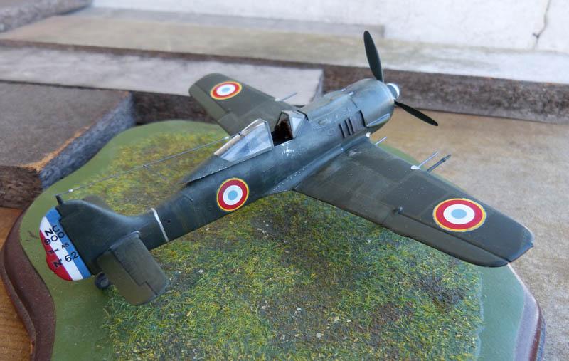 Focke Wulf 190 / NC 900 Français - Base Airfix (Vintage) - 1/72. Nc900_15