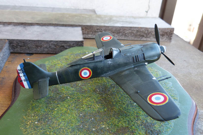 Focke Wulf 190 / NC 900 Français - Base Airfix (Vintage) - 1/72. Nc900_16
