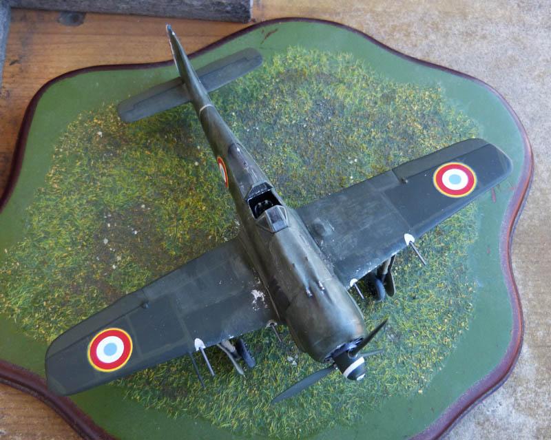Focke Wulf 190 / NC 900 Français - Base Airfix (Vintage) - 1/72. Nc900_17