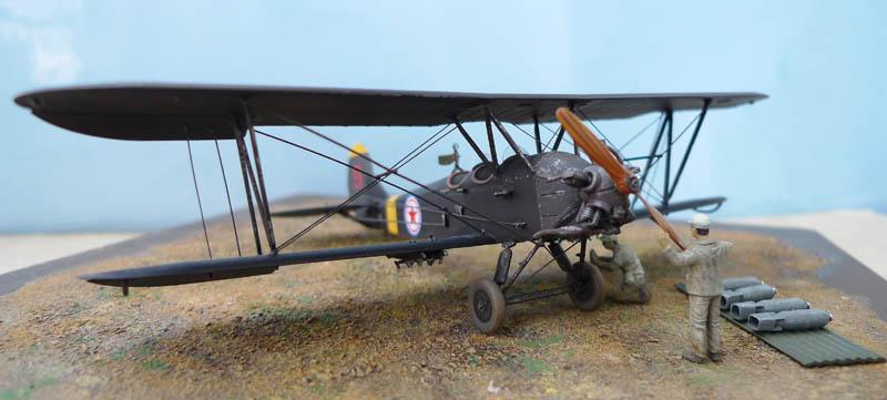 Polikarpov Po2 Nord Coréen   ICM. 1/72. Po2cor13