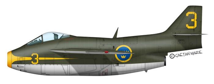 [HELLER] Saab TUNNAN J29 -1:72e ref 80260 Tunnan10