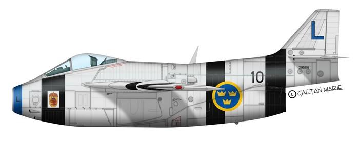 [HELLER] Saab TUNNAN J29 -1:72e ref 80260 Tunnan11