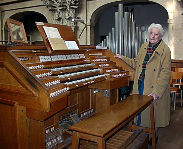 Répertoire des orgues français avec plusieurs boites expressives Mariel10
