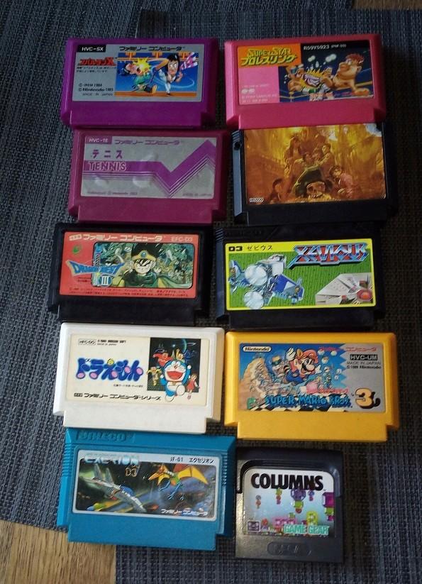 [ECH] de tout contre NES,SNES,MD,PCE,MSX,... Famico10