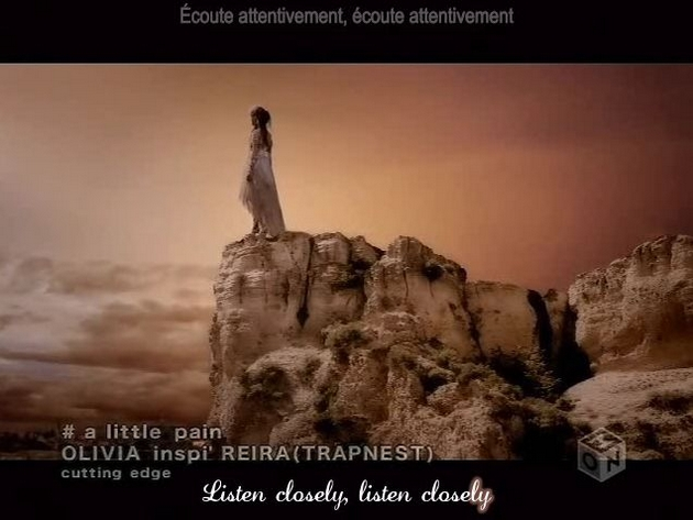 [J-music] OLIVIA inspi' REIRA (TRAPNEST) – a little pain (NANA) Olivia10