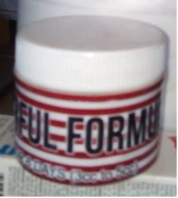 FUL FORMULA  6 DIAS ANTES DE COMPETIR $ 35.000.- Formul10