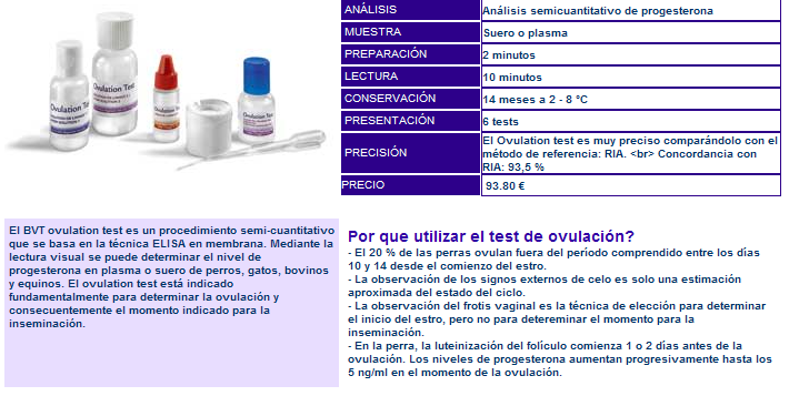 TEST DE OVULACION PARA PERRAS Galgos11