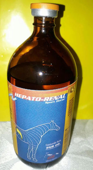HEPATO RENAL ENVASE 250 ML $ 27.000.- Hepato10