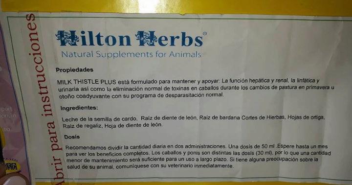JARABE CON HIERBAS NATURALES  DESINTOXICANTE  25.000.- LITRO Hierba11