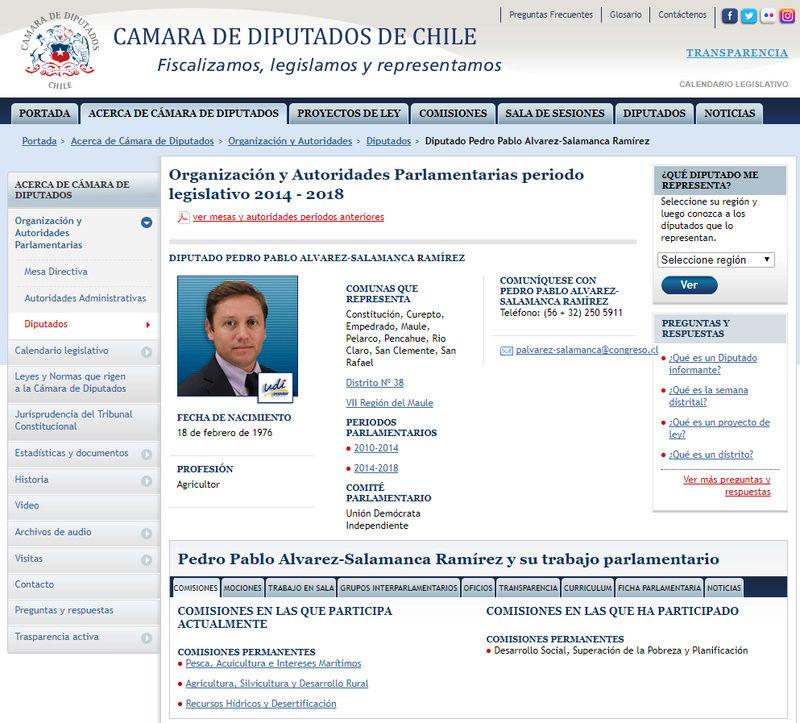 POLÍTICOS QUE APOYAN A GALGUEROS Y LAS TRADICIONES DE CHILE Pedro_10