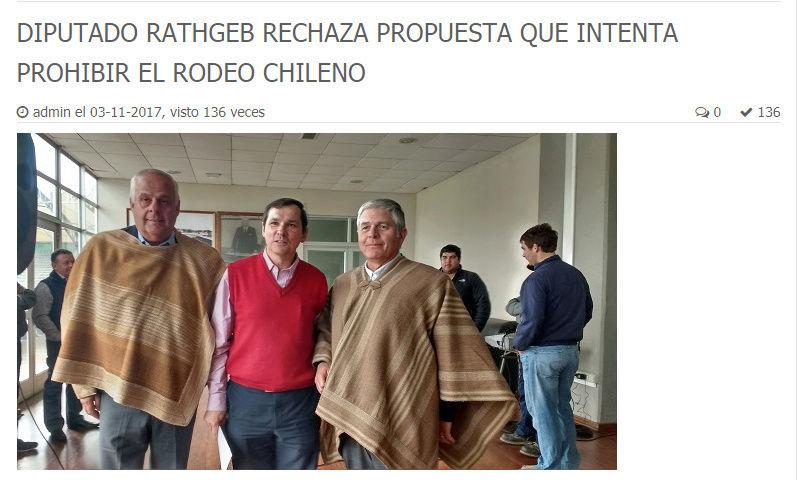 POLÍTICOS QUE APOYAN A GALGUEROS Y LAS TRADICIONES DE CHILE Rtageb10