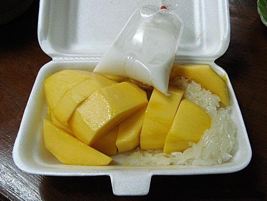 La mangue dans la cuisine thaïlandaise Mamuan10