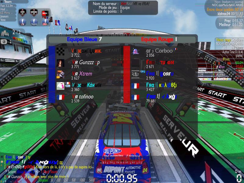 FRA vs Vr(VirtReal) Entre210