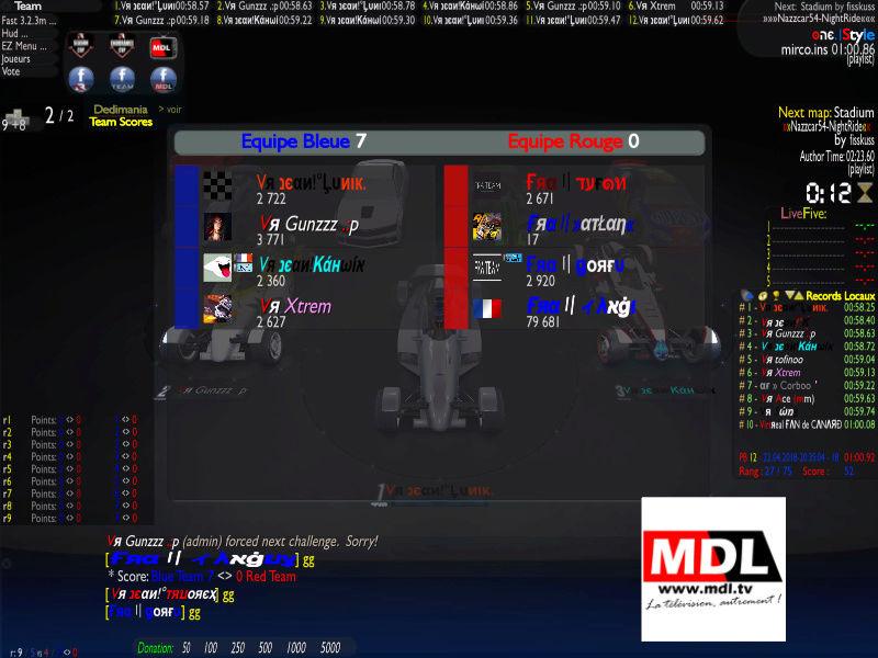 FRA vs Vr(VirtReal) One_st10