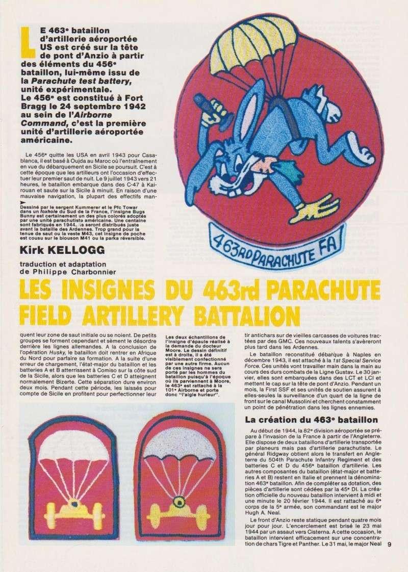 463rd Parachute FA 46310