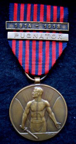 identification rappel: Médaille du Volontaire, 1940-45 Volont10