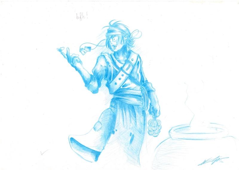 Le gribouillage - Page 2 Numari12