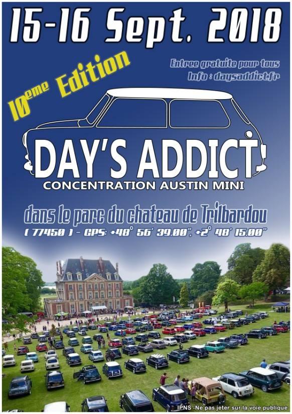 Day's Addict 15 et 16 septembre 2018 28661310