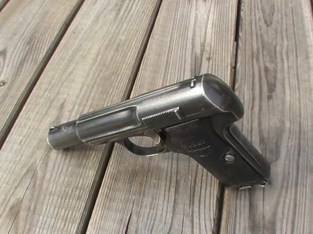 Pistolet Astra 300 Pic_2918