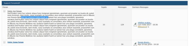 [PUNBB] Afficher la description du forum dans la liste des sujets 1137