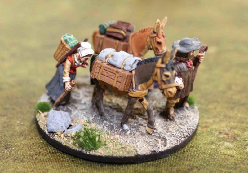 armée espagnole Muleti11