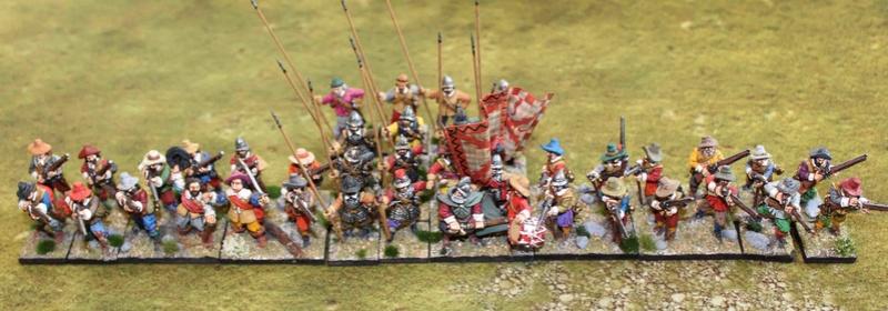 armée espagnole Tertio10