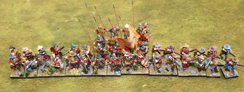 armée espagnole Tertio11
