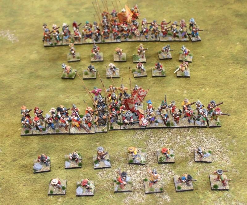 armée espagnole Tertio12