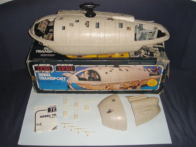 La barge de Jabba Rebel-10