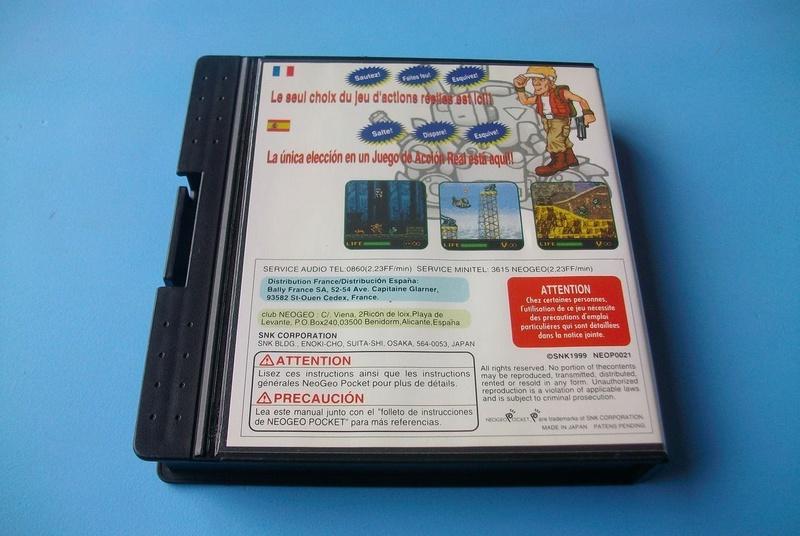 Neo Geo Pocket Ms11