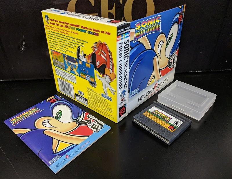 Neo Geo Pocket Us10