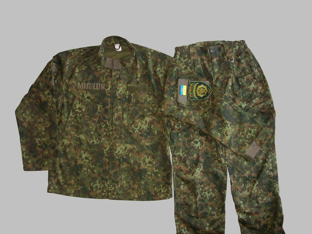 Ukrainian police Flecktarn 100_2710