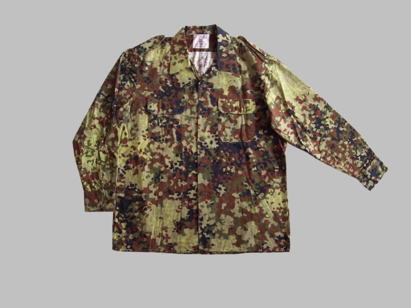 Early Flecktarn Camo  100_3413
